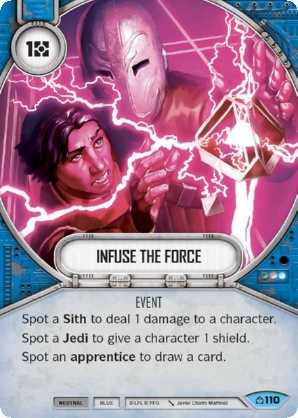 Infuse the Force