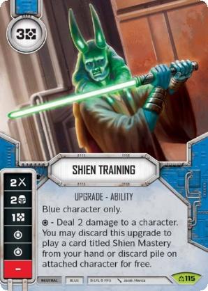 Shien Training