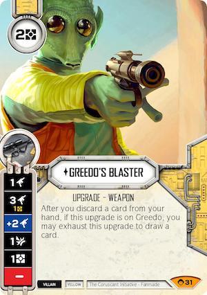 Greedo's Blaster